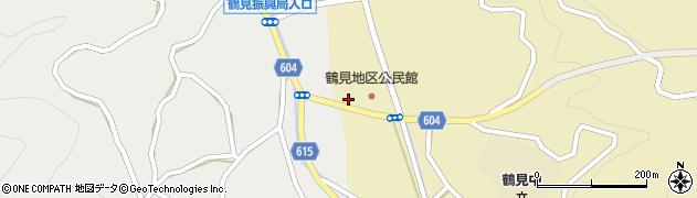 大分県佐伯市鶴見大字沖松浦512周辺の地図