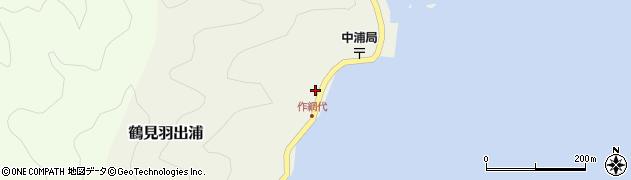 大分県佐伯市鶴見大字羽出浦577周辺の地図