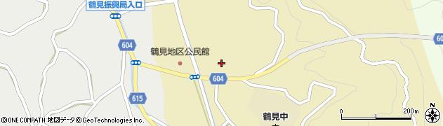 大分県佐伯市鶴見大字沖松浦662周辺の地図