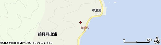 大分県佐伯市鶴見大字羽出浦579周辺の地図