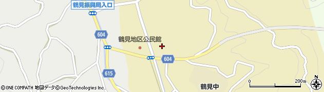 大分県佐伯市鶴見大字沖松浦669周辺の地図