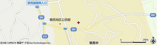 大分県佐伯市鶴見大字沖松浦653周辺の地図