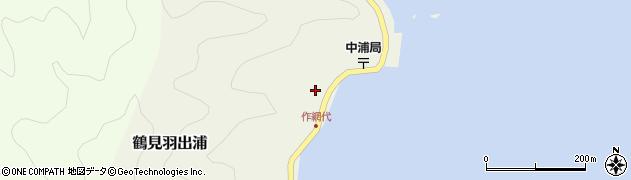大分県佐伯市鶴見大字羽出浦573周辺の地図