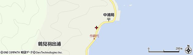 大分県佐伯市鶴見大字羽出浦436周辺の地図