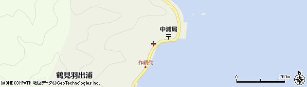 大分県佐伯市鶴見大字羽出浦435周辺の地図