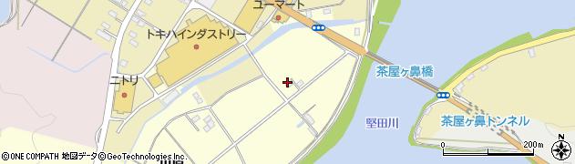 大分県佐伯市長谷10875周辺の地図