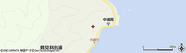 大分県佐伯市鶴見大字羽出浦446周辺の地図
