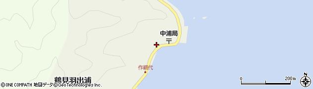 大分県佐伯市鶴見大字羽出浦433周辺の地図