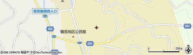 大分県佐伯市鶴見大字沖松浦660周辺の地図