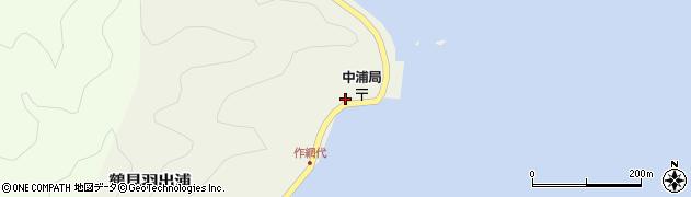 大分県佐伯市鶴見大字羽出浦379周辺の地図