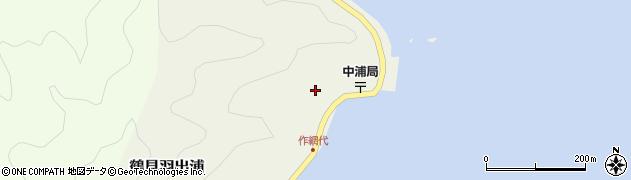 大分県佐伯市鶴見大字羽出浦445周辺の地図