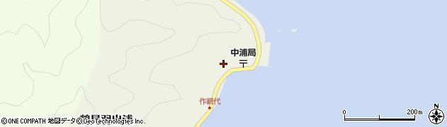 大分県佐伯市鶴見大字羽出浦周辺の地図