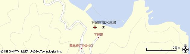 大分県佐伯市鶴見大字梶寄浦538周辺の地図