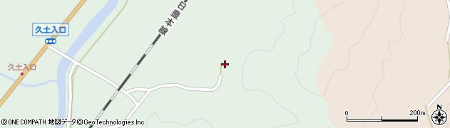 大分県佐伯市弥生大字江良2871周辺の地図