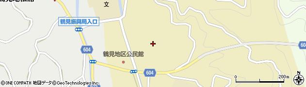 大分県佐伯市鶴見大字沖松浦679周辺の地図
