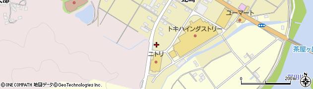 大分県佐伯市池田2049周辺の地図