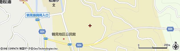 大分県佐伯市鶴見大字沖松浦701周辺の地図