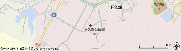 大分県佐伯市池田1255-2周辺の地図