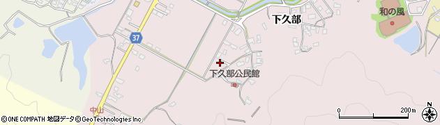 大分県佐伯市池田1255周辺の地図