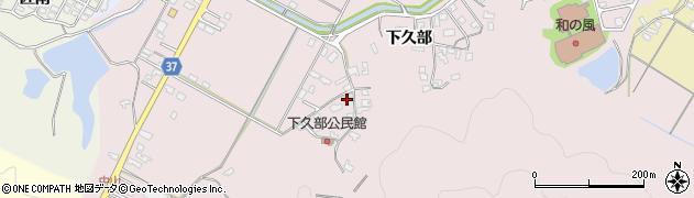大分県佐伯市池田1496周辺の地図