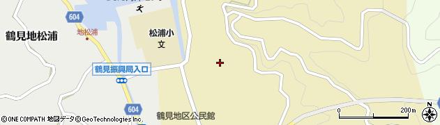 大分県佐伯市鶴見大字沖松浦772周辺の地図