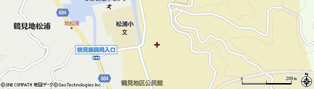 大分県佐伯市鶴見大字沖松浦768周辺の地図