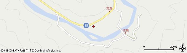 大分県佐伯市本匠大字波寄2310周辺の地図