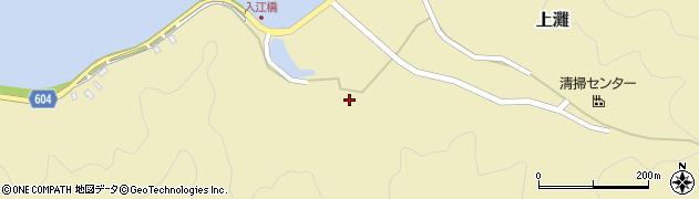 大分県佐伯市9893周辺の地図
