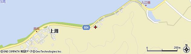 大分県佐伯市9992周辺の地図