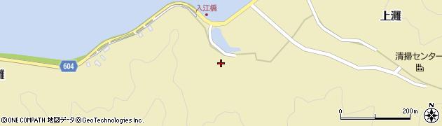 大分県佐伯市9950周辺の地図