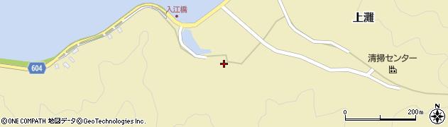 大分県佐伯市9897周辺の地図