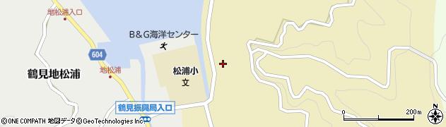 大分県佐伯市鶴見大字沖松浦799周辺の地図