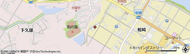 大分県佐伯市池田2033周辺の地図