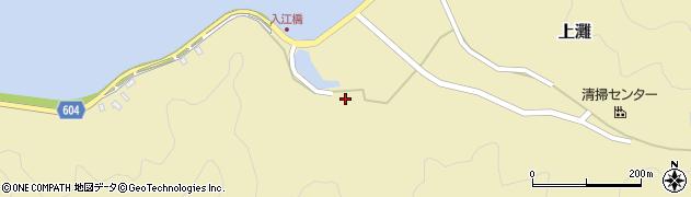 大分県佐伯市9901周辺の地図