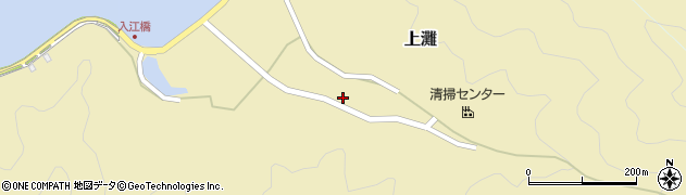 大分県佐伯市9834周辺の地図