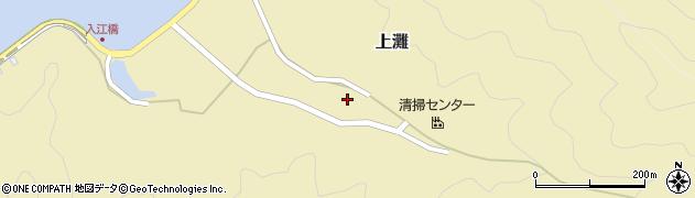大分県佐伯市9828周辺の地図
