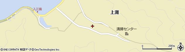大分県佐伯市9837周辺の地図