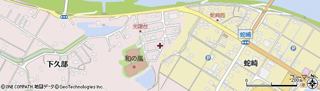 大分県佐伯市池田2251周辺の地図