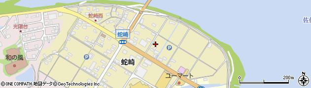 大分県佐伯市池田2142周辺の地図