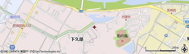 大分県佐伯市池田1672周辺の地図