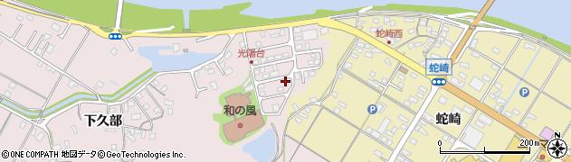 大分県佐伯市池田2252周辺の地図