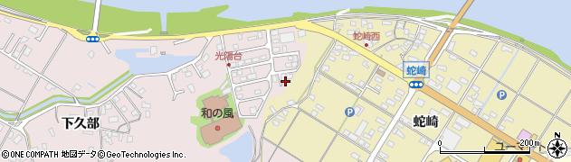 大分県佐伯市池田2246周辺の地図