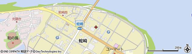大分県佐伯市池田2135周辺の地図
