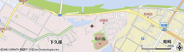 大分県佐伯市池田1702周辺の地図