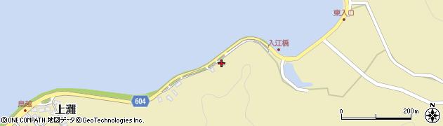 大分県佐伯市9968周辺の地図