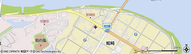 大分県佐伯市池田1886周辺の地図
