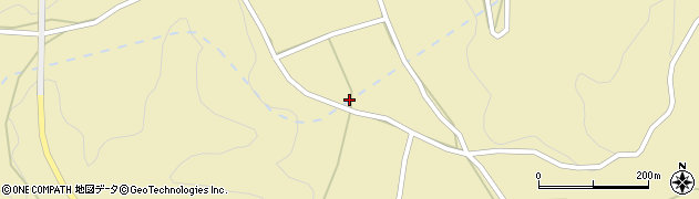 大分県竹田市入田2465周辺の地図