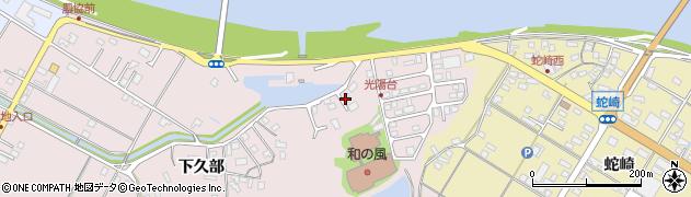 大分県佐伯市池田1703周辺の地図