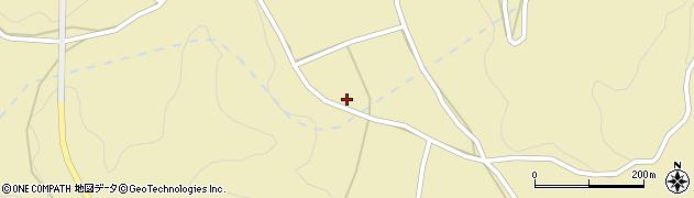 大分県竹田市入田2464周辺の地図