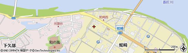 大分県佐伯市池田1838周辺の地図